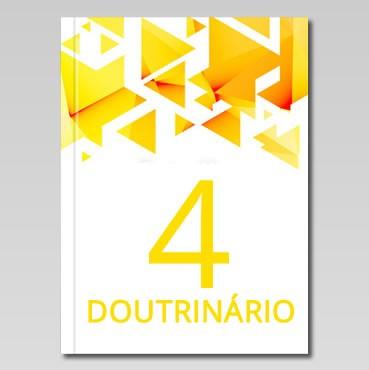 Doutrinário- 4 livros Clube do Livro Espírita