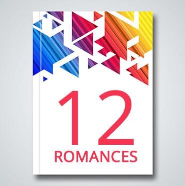 Romances - 12 livros Clube do Livro Espírita