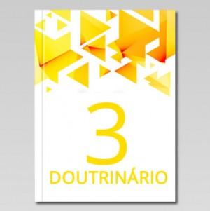 Doutrinário - 3 livros Clube do Livro Espírita