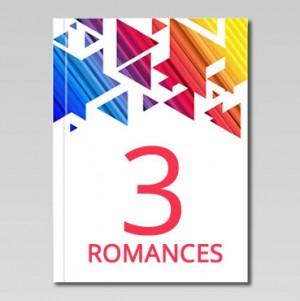 Romances - 3 livros Clube do Livro Espírita