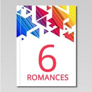 Romances - 6 livros Clube do Livro Espírita